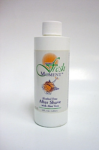 After Shave Fresh Moment McKesson Brand 4 oz. Screw Top Bottle