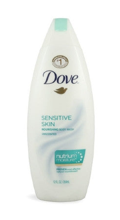 DOVE® SENSITIVE SKIN Body Wash 12oz