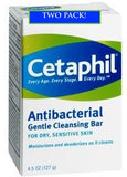CETAPHIL® ANTIBACTERIAL SOAP BAR 4.5oz
