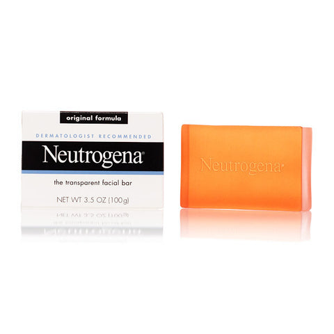 NEUTROGENA® Facial Cleansing Bar 3.5 Ounces