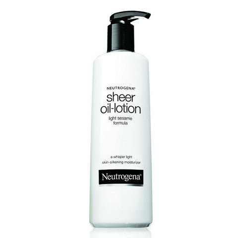 Neutrogena Sheer Oil Lotion Body Lotion