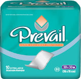Prevail Underpads 30x30 Peach UP100
