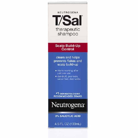 T/Sal Therapeutic Shampoo Neutrogena