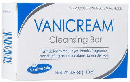 Vanicream® Cleansing Bar Moisturizing Skin