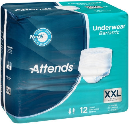 ATTENDS AU50 UNDERWEAR 2XL