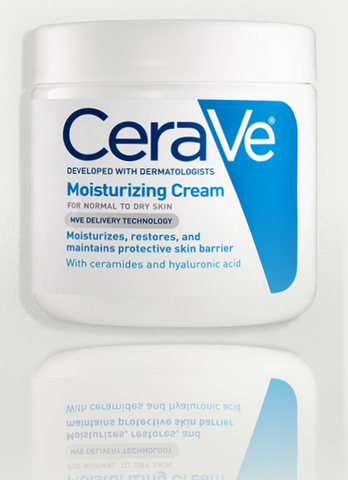 cerave moisturizing cream jar