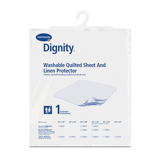 DIGNITY WASHABLE UNDERPAD HARTMANN USA BY EACH