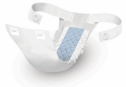 Dignity Belted Undergarment for Disposable Incontinence