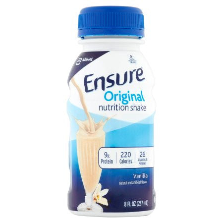 Ensure Original 8 ounce Ready To Drink Vanilla
