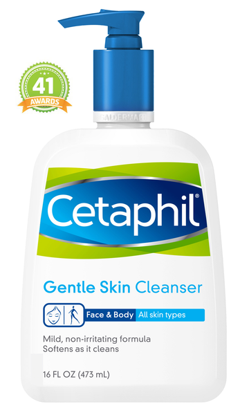 CETAPHIL GENTLE SKIN CLEANSER 16