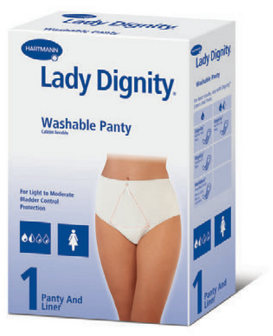 Lady Dignity® Washable Panty