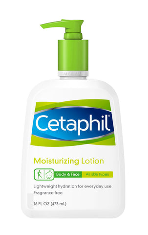 CETAPHIL® MOISTURIZING LOTION 16 OZ