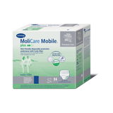 MoliCare Mobile Plus with Curly Fiber Disposable Underwear