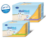 MoliMed Premium Bladder Pads by Hartmann Micro Mini Midi Maxi