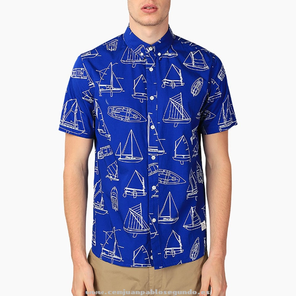 Camisa Penfield Jessum Boat