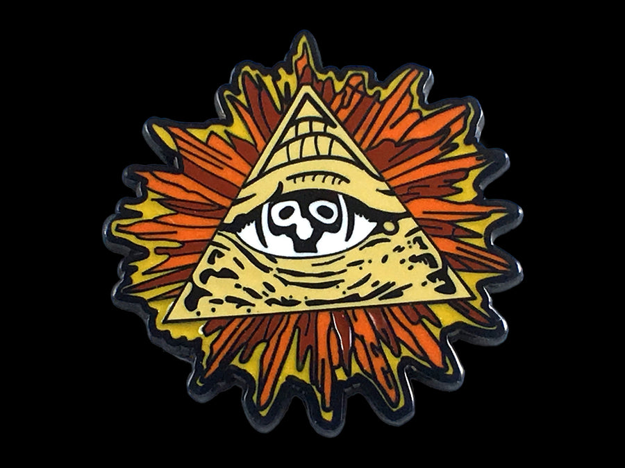 All Seeing Eye - Pin