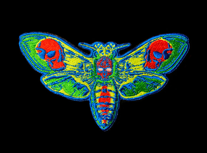 The Death's Head Moth - Thermal