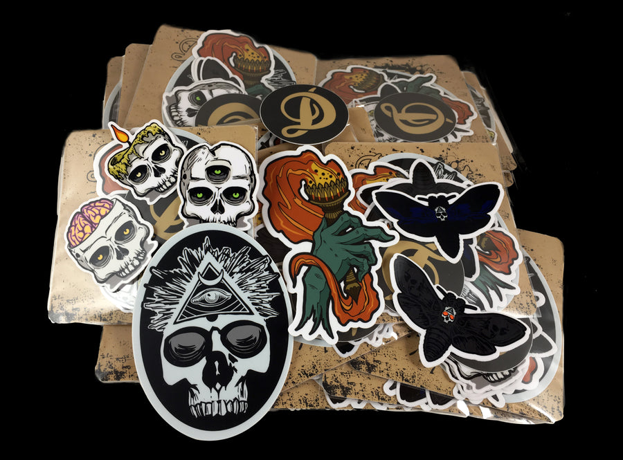 DPC Sticker Pack