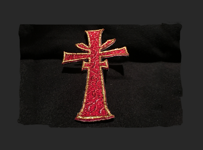 The Cruciform Sword Patch