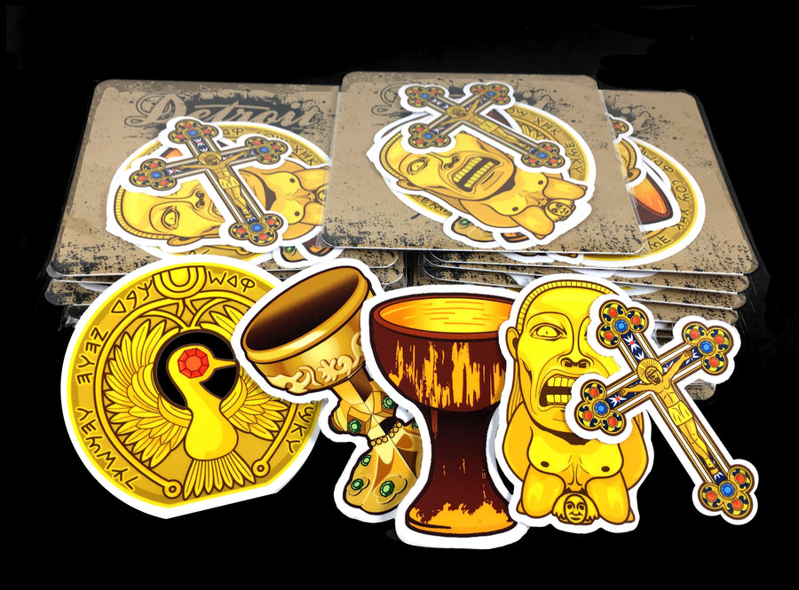 Artifact Sticker Pack