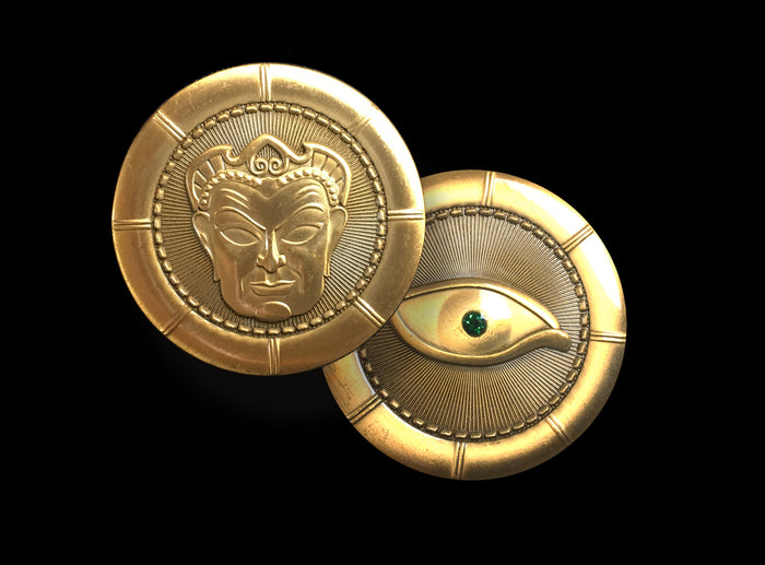 Artifact Series - Mara Treasure Coin Gold