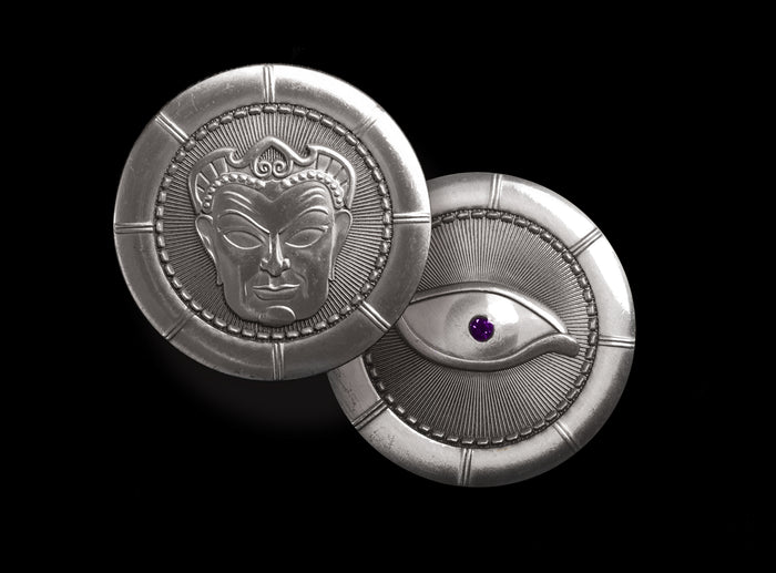 Artifact Series - Mara Treasure Coin Silver