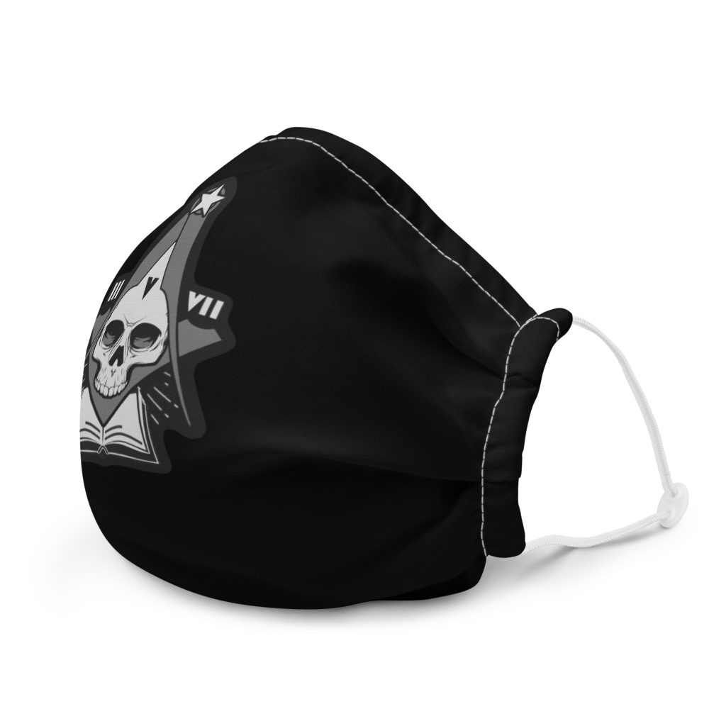 Light is Knowledge - Premium Reusable Mask
