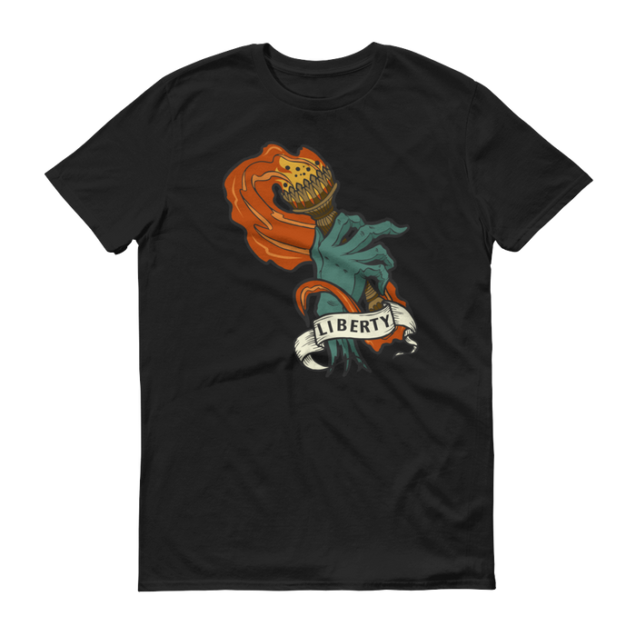 Liberty Torches T-Shirt