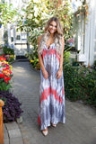 REMEMBER ME DRESS - TIE DYE - Red Gate Boutique