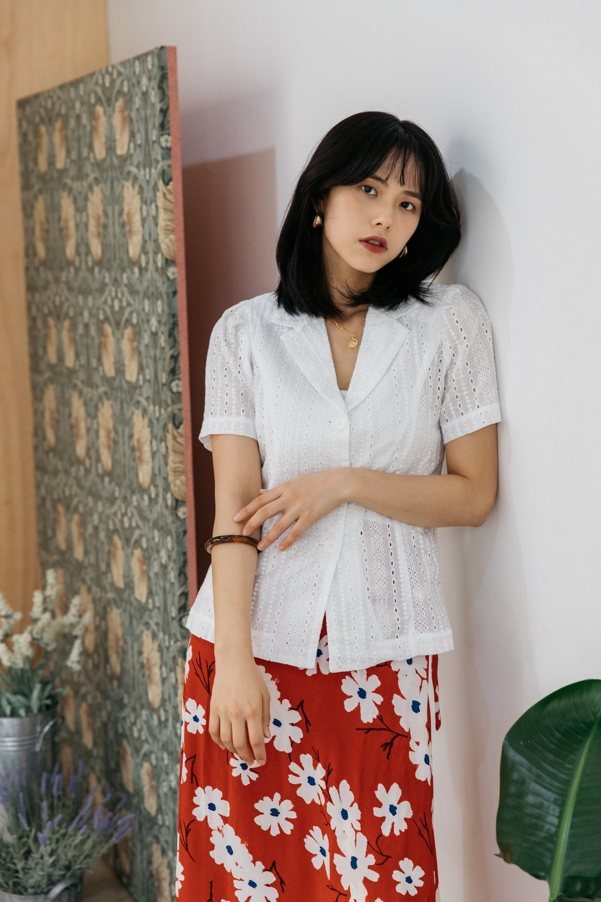 IVEN BLOUSE