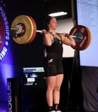 Celia Gold 2015 Crossfit Games Athlete