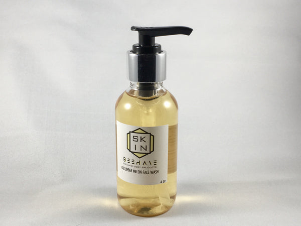 Cucumber Melon Face Wash - Skin Beehave