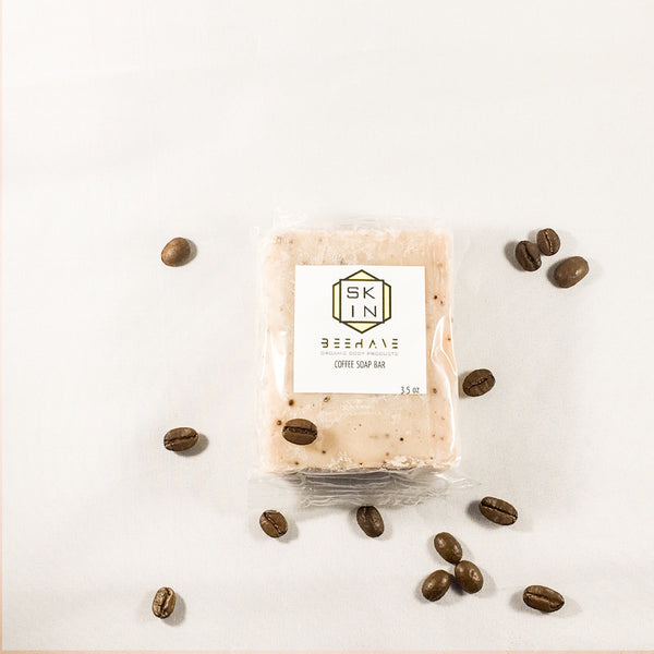 Coffee Soap Bar - Skin Beehave