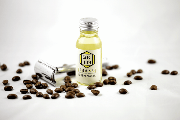 Coffee Pre-Shave/Beard Oil - Skin Beehave