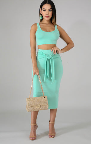 Choosing Sides Two Piece Set