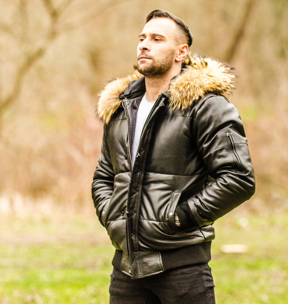 Winter Leather Jackets