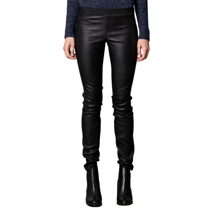 Night out leather pants (style #18) - Lusso Leather - 1
