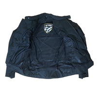 """Elements"" High Performance Breathable and Waterproof Textile Motorcycle Jacket with armor protectors"