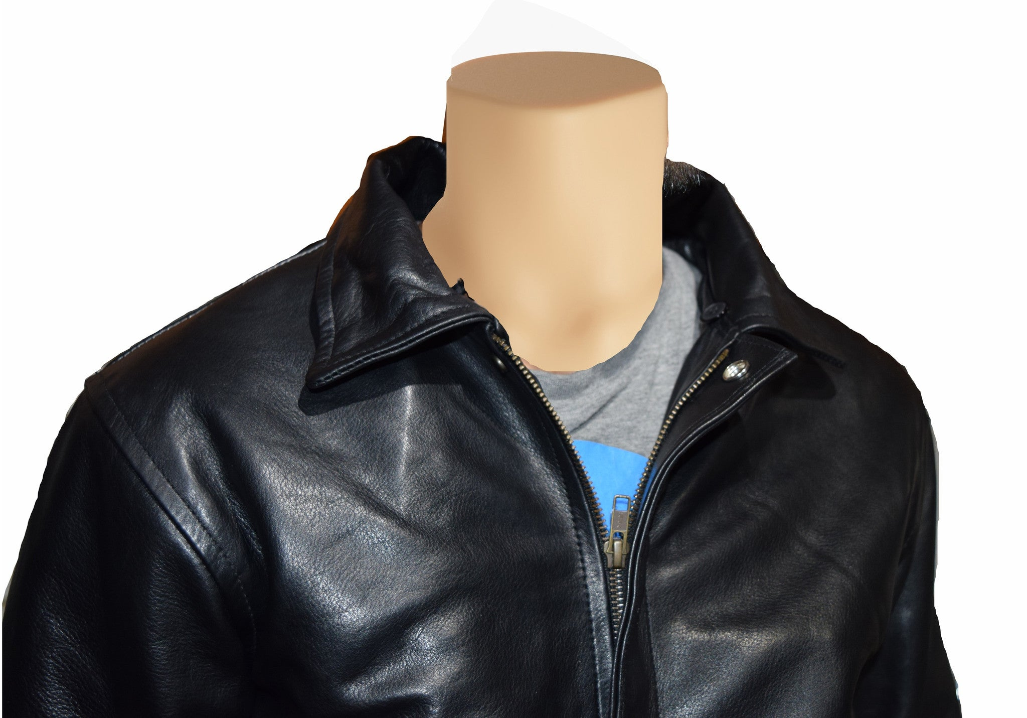 A2 Bomber Flight leather jacket
