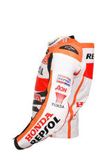 Honda repsol motorycle jacket with armor protection