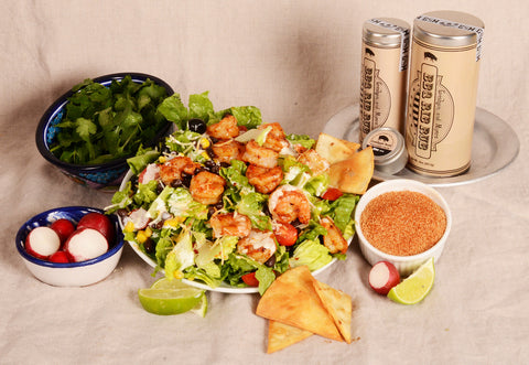 BBQ Shrimp Salad Recipe