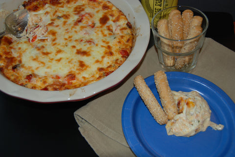 White Pizza Dip Recipe