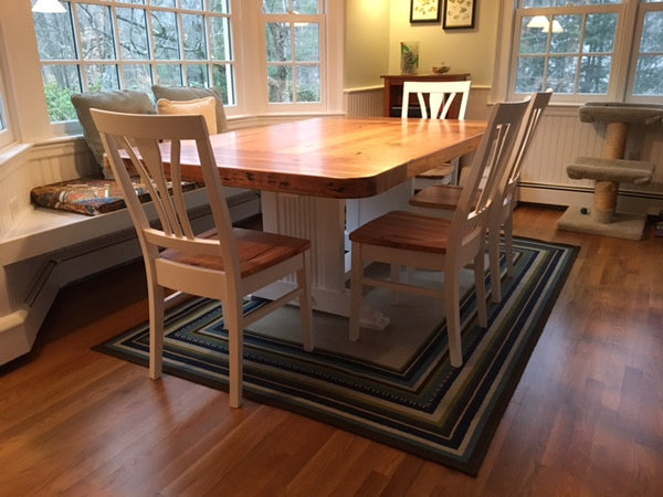 Harvard Trestle Farm Table