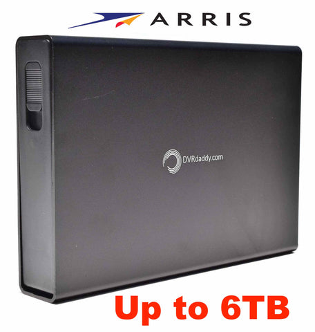 Arris External Hard Drive Expander up to 6TB for MP522G, DCX3600, DCX3635 DVRs