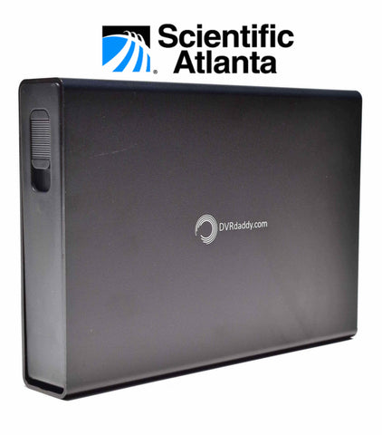 Scientific Atlanta 1TB External Hard Drive Expander for 8000, 8000 HD, 8010, 8010 HD 8240, 8300 HD/HDC, 8300 MR, and 8300 HD-MR DVRs