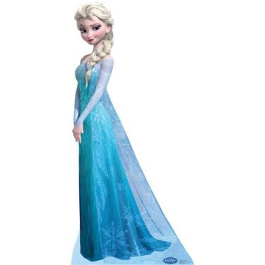 Frozen Cardboard Standups (8 to choose from)