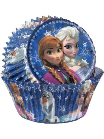 Frozen Cupcake Baking Cups