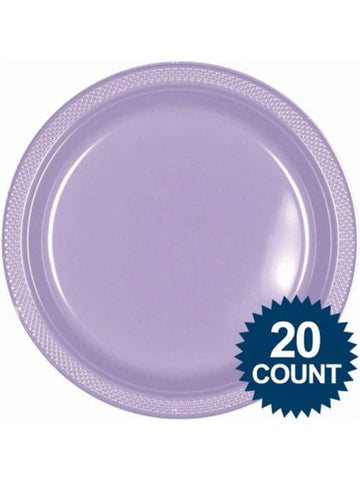 Lavender 10  Plastic Dinner Plates (20 count)  sc 1 st  Yelm Party Supply & Solid Color Tableware u2013 Tagged