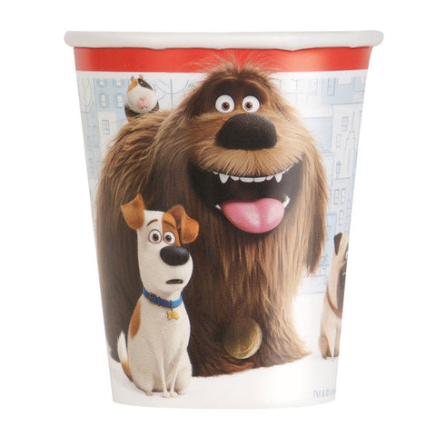 The Secret Life of Pets 9oz Cups (8 Count)