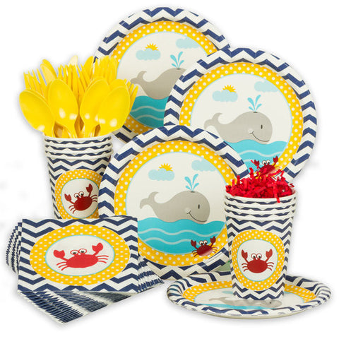 Ahoy Matey Standard Tableware Kit (Serves 8)  sc 1 st  Yelm Party Supply & Boys Parties u2013 Yelm Party Supply